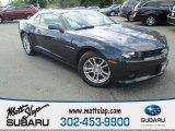 2014 Blue Ray Metallic Chevrolet Camaro LS Coupe #106334711