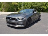 2015 Magnetic Metallic Ford Mustang GT Coupe #106334763