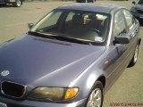 2002 Steel Grey Metallic BMW 3 Series 325i Sedan #106334635