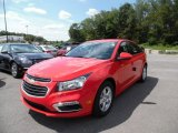 2016 Red Hot Chevrolet Cruze Limited LT #106363155