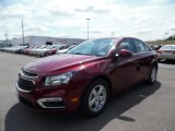 2016 Siren Red Tintcoat Chevrolet Cruze Limited LT #106363154