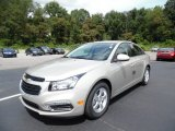 2016 Champagne Silver Metallic Chevrolet Cruze Limited LT #106363153