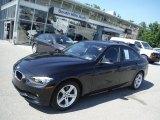 2014 Jet Black BMW 3 Series 328i xDrive Sedan #106363082