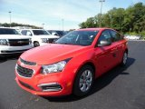 2016 Red Hot Chevrolet Cruze Limited LS #106363146