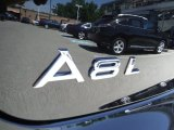Audi A8 Badges and Logos