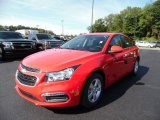2016 Red Hot Chevrolet Cruze Limited LT #106363144