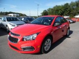 2016 Red Hot Chevrolet Cruze Limited LS #106363139