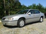 2001 Galaxy Silver Metallic Chevrolet Impala  #106363354
