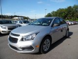 2016 Silver Ice Metallic Chevrolet Cruze Limited LS #106363136