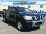 Galaxy Black Nissan Titan in 2007