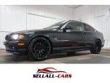 2002 Jet Black BMW 3 Series 330i Coupe #106362854