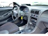 2002 Ford Mustang V6 Coupe Dashboard