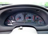2002 Ford Mustang V6 Coupe Gauges