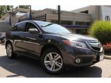2013 Graphite Luster Metallic Acura RDX Technology AWD #106397703