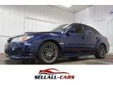 2012 WR Blue Mica Subaru Impreza WRX 4 Door #106397585