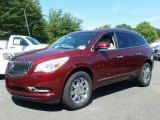 2016 Buick Enclave Crimson Red Tintcoat