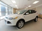 2016 White Platinum Metallic Ford Escape Titanium 4WD #106420061