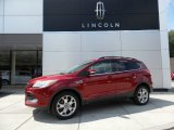 2013 Ruby Red Metallic Ford Escape SEL 1.6L EcoBoost 4WD #106420033