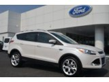 2016 White Platinum Metallic Ford Escape Titanium #106426084