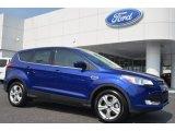 2016 Deep Impact Blue Metallic Ford Escape SE #106426083