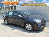 2016 Blue Ray Metallic Chevrolet Cruze Limited LS #106426044