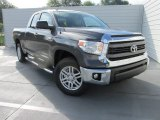 Magnetic Gray Metallic Toyota Tundra in 2015