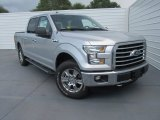2015 Ingot Silver Metallic Ford F150 XLT SuperCrew 4x4 #106444340