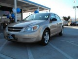 2007 Sandstone Metallic Chevrolet Cobalt LS Sedan #1063798