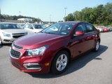 2016 Siren Red Tintcoat Chevrolet Cruze Limited LT #106444323