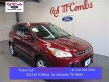 2016 Ruby Red Metallic Ford Escape Titanium #106444117