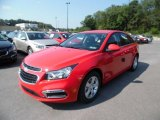 2016 Red Hot Chevrolet Cruze Limited LT #106444322