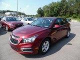 2016 Siren Red Tintcoat Chevrolet Cruze Limited LT #106444320