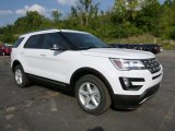 2016 Oxford White Ford Explorer XLT 4WD #106444191