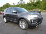 2016 Ford Explorer Magnetic Metallic
