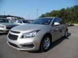 2016 Champagne Silver Metallic Chevrolet Cruze Limited LT #106444315