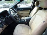 2016 Ford Explorer Limited 4WD Front Seat