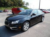 2016 Black Granite Metallic Chevrolet Cruze Limited LS #106444314