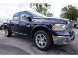 2015 Ram 1500 True Blue Pearl
