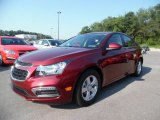 2016 Siren Red Tintcoat Chevrolet Cruze Limited LT #106444312