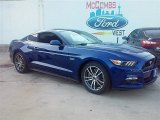 2015 Deep Impact Blue Metallic Ford Mustang GT Coupe #106444109
