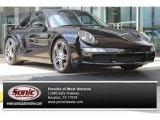 2008 Black Porsche 911 Carrera Coupe #106444380