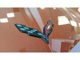 Chevrolet Corvette 2015 Badges and Logos