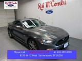 2015 Magnetic Metallic Ford Mustang GT Coupe #106444092