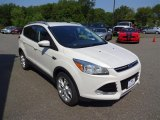2016 White Platinum Metallic Ford Escape Titanium 4WD #106444485