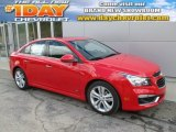 2016 Red Hot Chevrolet Cruze Limited LTZ #106479122