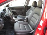 2016 Chevrolet Cruze Limited LTZ Jet Black Interior