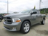 2012 Mineral Gray Metallic Dodge Ram 1500 ST Quad Cab 4x4 #106479297
