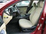 2014 Kia Optima Interiors