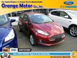 2015 Ruby Red Metallic Ford Fiesta SE Hatchback #106479271