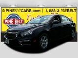 2016 Blue Ray Metallic Chevrolet Cruze Limited LT #106479095